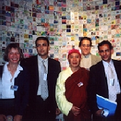 聯合國第55屆非政府組織(NGO)年會