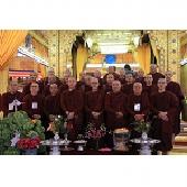 首屆「南傳短期出家修道會」