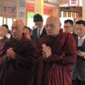 緬甸密支那主戰場啟建超渡法會