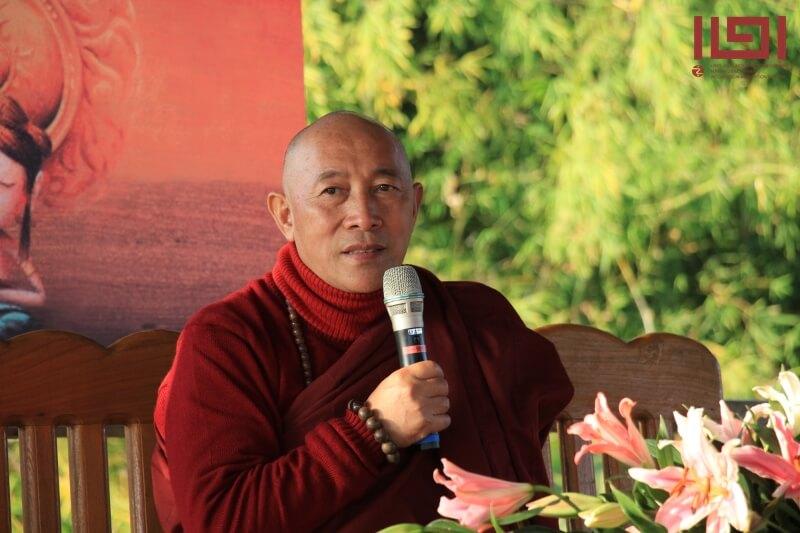 A step closer to Buddhism